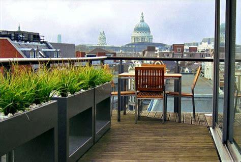 Dachterrasse Mit Pflanzen Gestalten by Eine Dachterrasse Gestalten Neue Fantastische Ideen