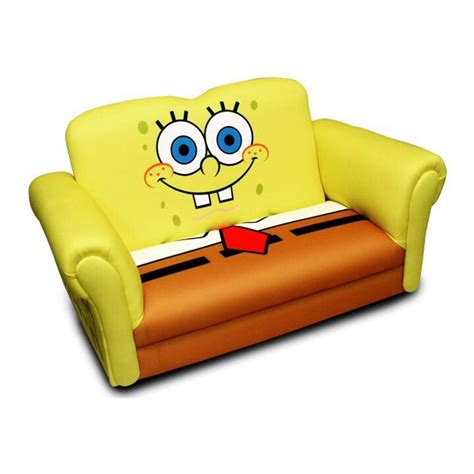 Spongebob Sofa Bed by Image Gallery Spongebob