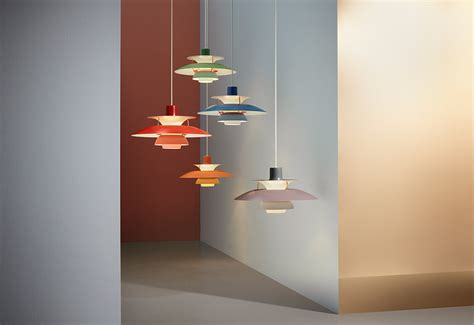 ph 5 pendant light designed by poul henningsen