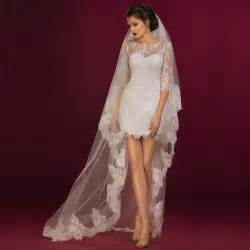 mini wedding dresses lace wedding dresses 2016 sheer scoop neck