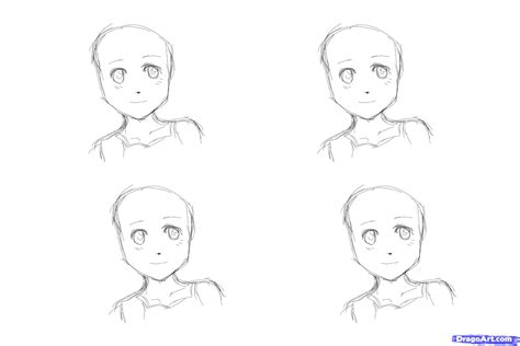 anime hairstyles step by step how to draw anime hair for girls step by step anime hair