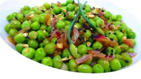 green pea stir fry asian style simple tasty good