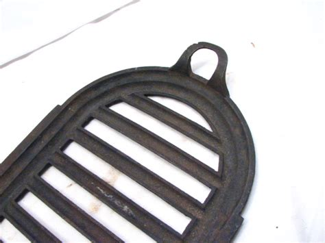 Cast Iron Grill Rack by Antique Cast Iron Stove Top Iron Steak Grill Grate Broiler