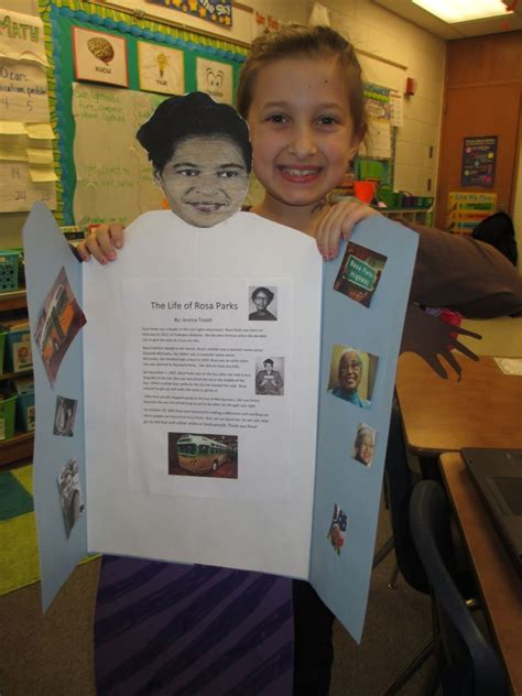 biography report ideas black history month and presidents day biography reports