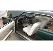 Buy New 1966 Ford Galaxie 500 XL Fastback Green W/ White