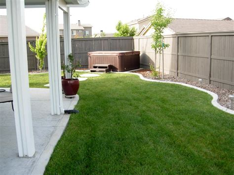 Backyard Makeover by Beautiful Backyard Makeovers Diy Landscaping Landscape