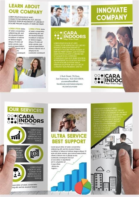 tri fold brochure psd template 60 free premium psd brochure templates webprecis