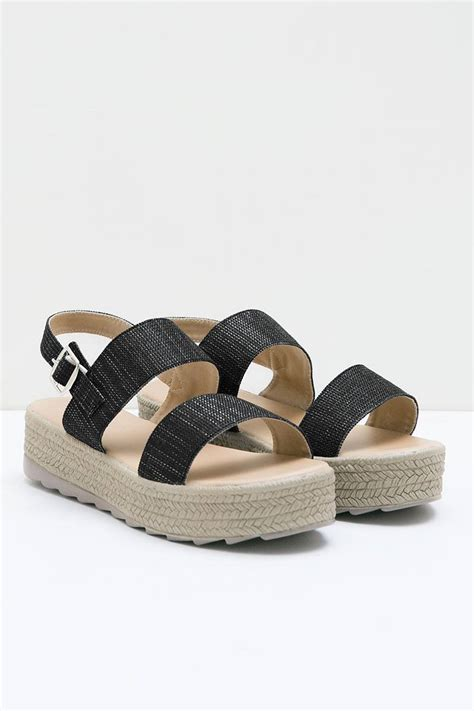 Sandal Wedges Tali Sandal Wedges Casual Blackkelly Lcc 472 harga sandal wedges tali blackkelly hbl125 pricenia
