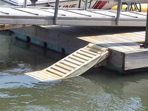 good boat radio dog dock r ideas how to make dog dock r