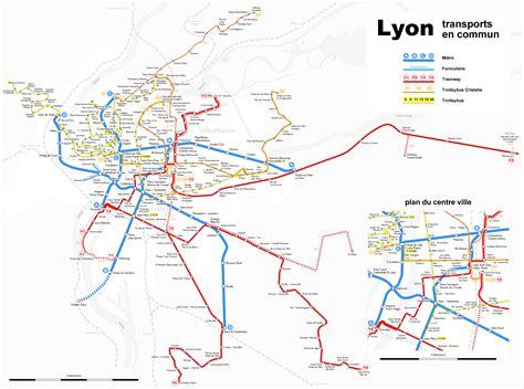 lyon on a map lyon metro map lyon mappery