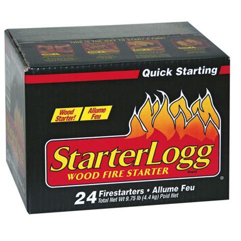 Fireplace Starter Logs by Starter Rona