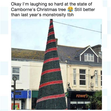 are these britain s worst christmas trees central itv