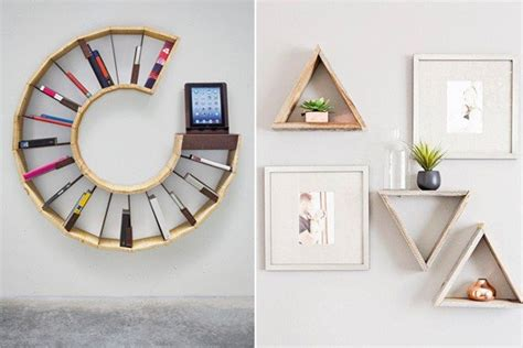 Great Ideas For Small Bathrooms 20 Creative Wall Mounted Shelf Decor Ideas