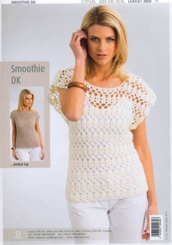 knitting patterns summer tops pattern crochet top crochet and knit