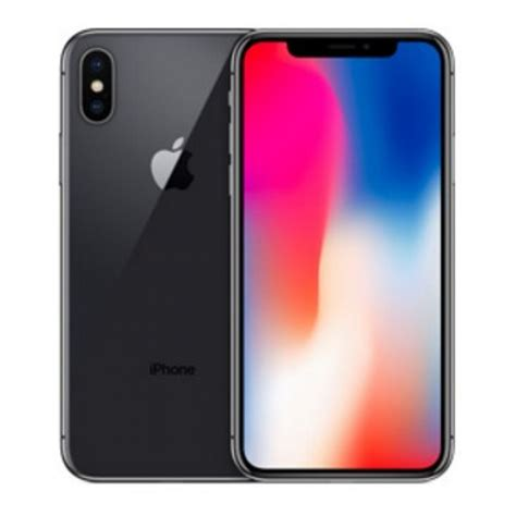 Iphone X Iphone Ten 64gb Termurah apple iphone x 64gb space grey mqac2hb a סמארטפונים apple iphone