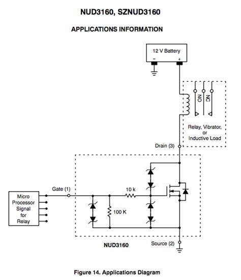 flyback diode across transistor flyback diode datasheet 28 images simple h bridges tutorials l293d motor shield using