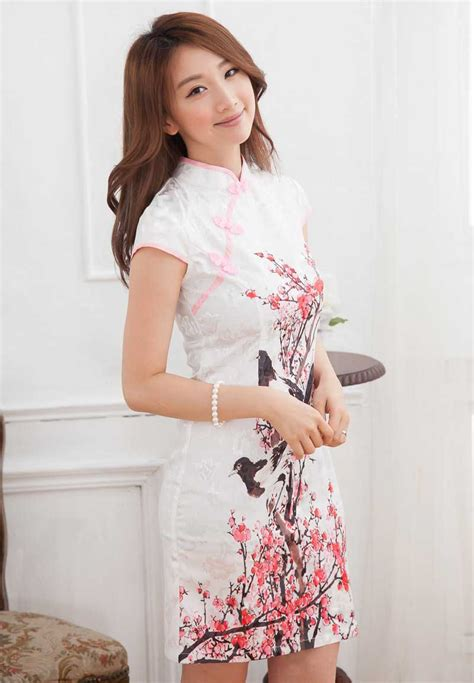 Dress Import China Kode Cc16025 1 dress cheongsam china model terbaru 2014 model terbaru jual murah import kerja