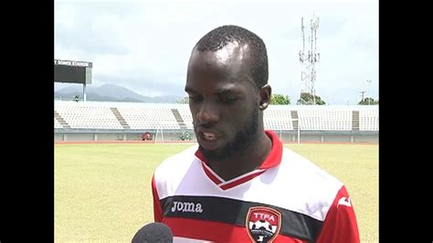 boatswain trinidad boatswain talks about debut double against barbados youtube