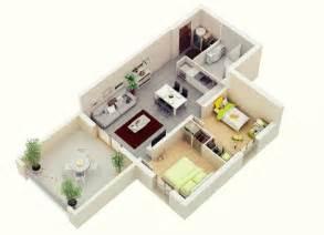 house layout ideas planos de departamentos dos dormitorios construye hogar