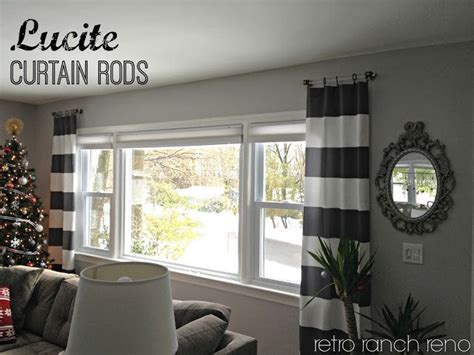 short curtain rods either side window best 25 short window curtains ideas on pinterest small