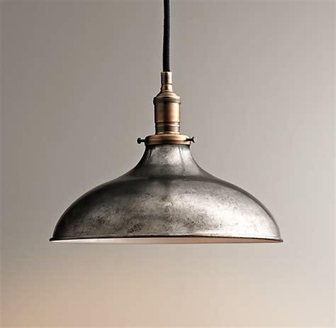 Industrial Kitchen Lighting Pendants Industrial Era Task Large Pendant 12 5 Quot Diameter 189 Inspired By Fixtures Found In Industrial