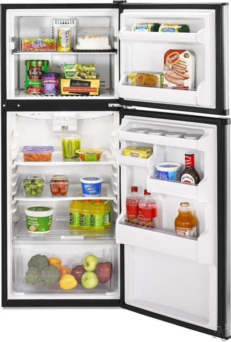 pin  apartment size fridge