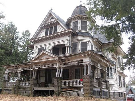 new houses that look like old houses abandoned mansion in upstate new york the haunting