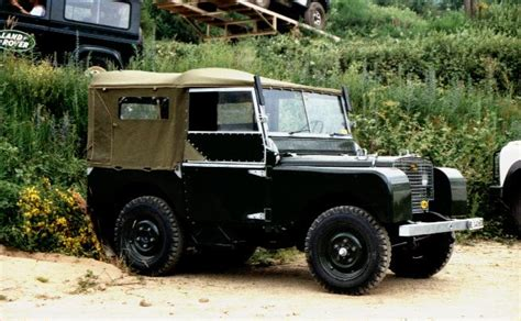 land rover 1940 l automobile