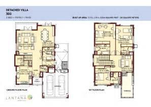 ardmore 3 floor plan villa lantana floorplans jumeirah village circle jvc dubai