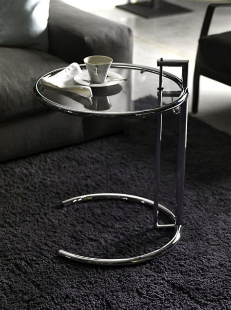 e1027 table inspired by eileen gray