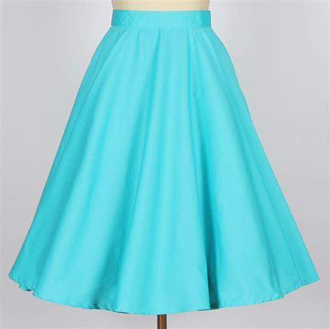 blue skirt a line retro skirt blue skirt 013 163 17 99