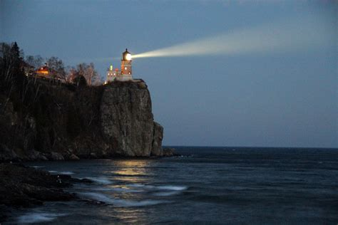 Split Rock Lighthouse Cabins by Weekend In Shore Minnesota Event Traveller