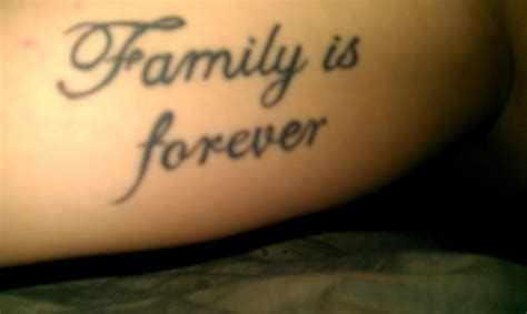 family quote tattoos quotes about family quotesgram