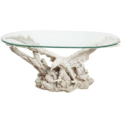 eagle coffee table at 1stdibs