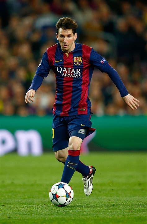 messi biography book 2015 fc barcelona v paris saint germain uefa chions league