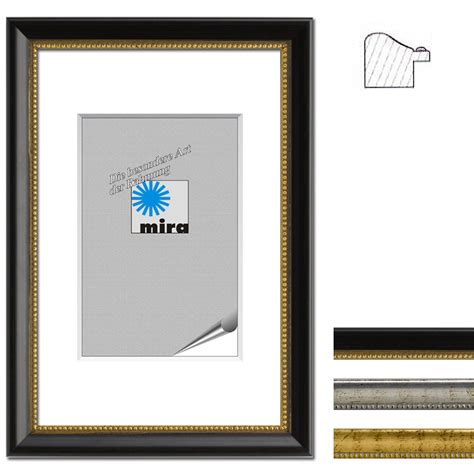 mira swept frame decorative and ornate picture frame