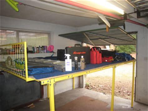 how to build a mezzanine build a mezzanine in garage shop photos joy studio