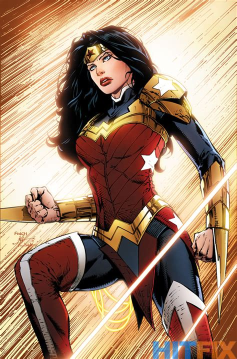first look wonder woman s new costume