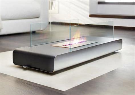 Coffee Table Fireplace Vidro Floor Fireplace Optionally Fuelled By Coffee Table Books Gizmodo Australia