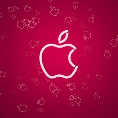 wallpaper pink for ipad apple logo ipad wallpaper maceme wallpaper
