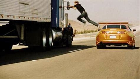 fast and furious gang fast and furious highway hijack hollywood style rt