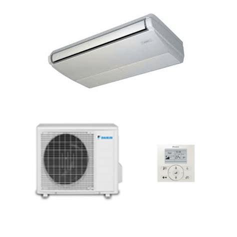 daikin air conditioning ceiling suspended inverter heat pump fhqc kw btu  hz