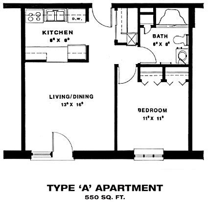 550 square feet floor plan a story house location a free engine image for user