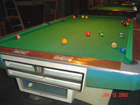 gold crown pool table brunswick gold crown pool tables 4 sale general buy sell