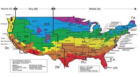 arizona gardening zone map of arizona climate zones my