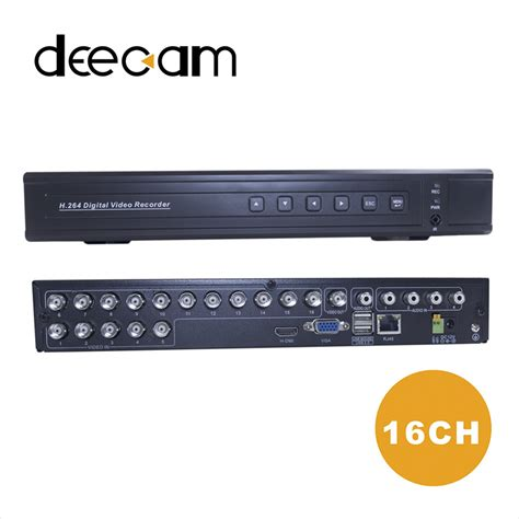 cctv dvr 16ch 4ch surveillance digital dvr recorder
