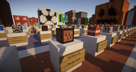 Minecraft Heads Decoration by Decoration Heads Screenshots Show Your Creation