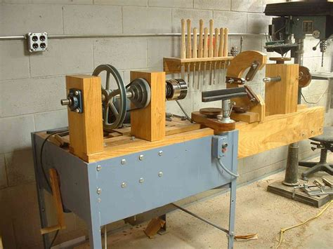 lathe woodworking tools vise stand