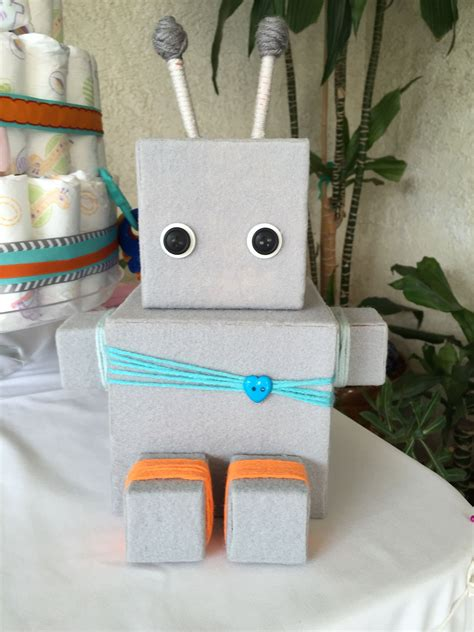 Bundle Of Baby Shower Theme by Bundle Of Bots Robot Theme Baby Shower I Made It Out Of