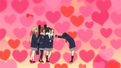 anime valentines day valentine s day itadakimasu anime